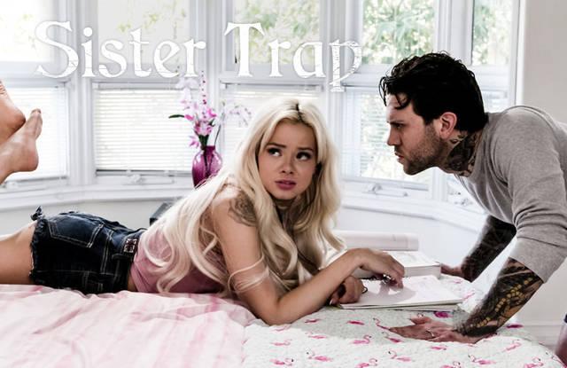 Брат жестко трахает сестру, чтобы она перестала быть шлюшкой