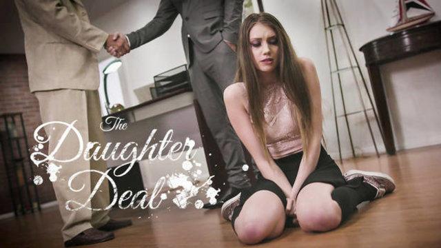 Отец отдал свою дочь боссу как плату за не увольнение